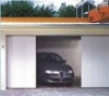 Bočna sekcijska garažna vrata